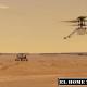 El tiempo de vuelo del helicóptero se eligió teniendo en cuenta el clima en Marte. El viento es un factor impredecible que podría poner en peligro toda la misión.