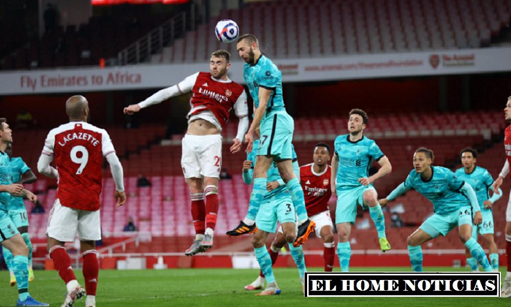 La victoria permitió al Liverpool sumar 49 puntos y llegar quinto en el campeonato.