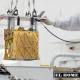 El Instrumento experimental que es del tamaño de una tostadora se encuentra dentro del Perseverance