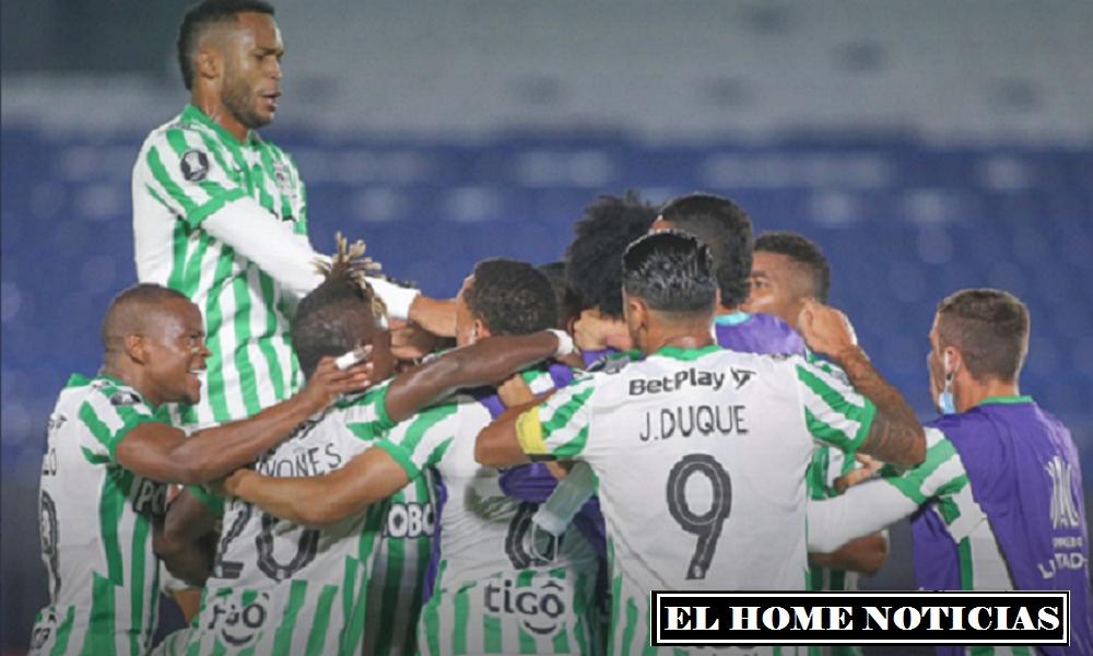 Con esta victoria, Nacional se ubica en el grupo F, donde enfrentará a Argentinos Juniors, Nacional de Uruguay, y Universidad Católica de Chile.