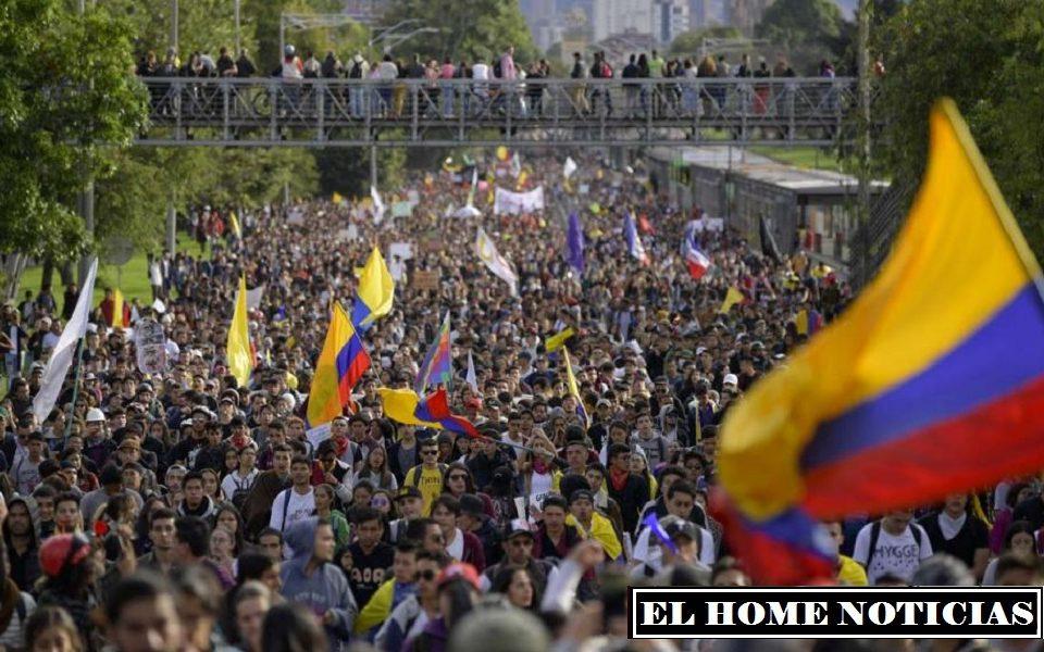 Se hizo un estudio en todas las regiones del territorio nacional para medir la fuerza de la protesta que se tiene organizada. No obstante, en gran parte de las regiones se realizarán manifestaciones en la calle. (Foto Cortesía: U. de los Andes).