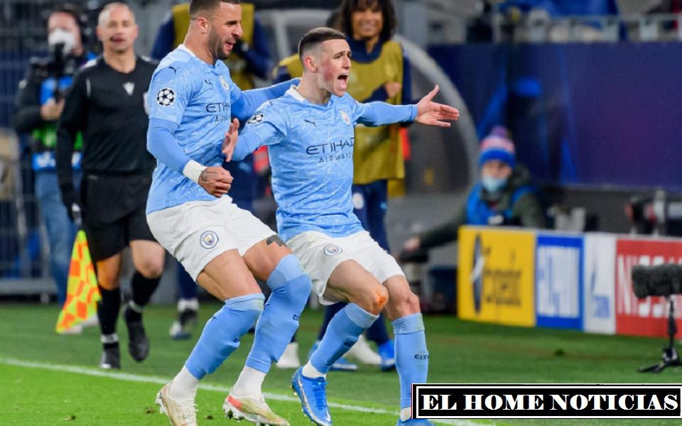 El Manchester City conseguiría el premio del gol con un tiro de esquina que resolvió Phil Foden