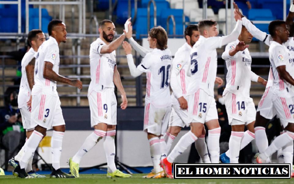 El Real Madrid se complicó pero logró conseguir el resultado, y ahora espera para enfrentar su llave de cuartos de final ante el Liverpool.