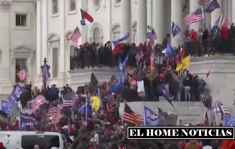 Toma del Capitolio