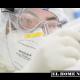 Aún no se ha encontrado el origen de la infección de la mujer. Sus pruebas revelaron mutaciones N501Y y E484K.