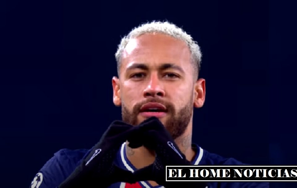 Neymar Junior.