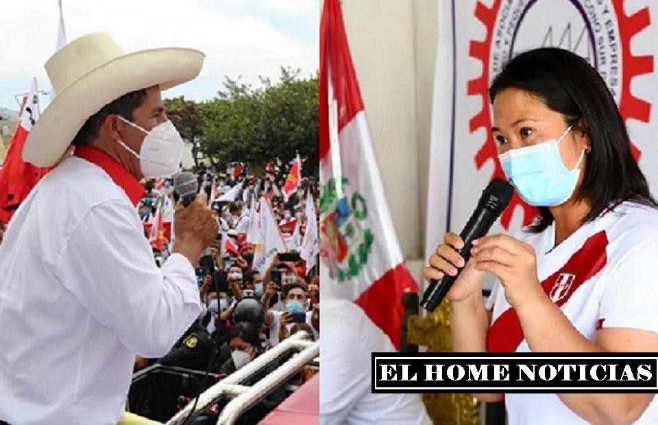 Pedro-Castillo-y-Keiko-Fujimori