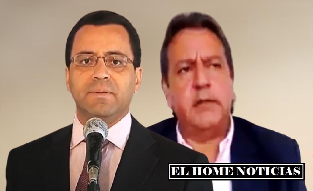 César Mauricio Velásquez y Edmundo del Castillo