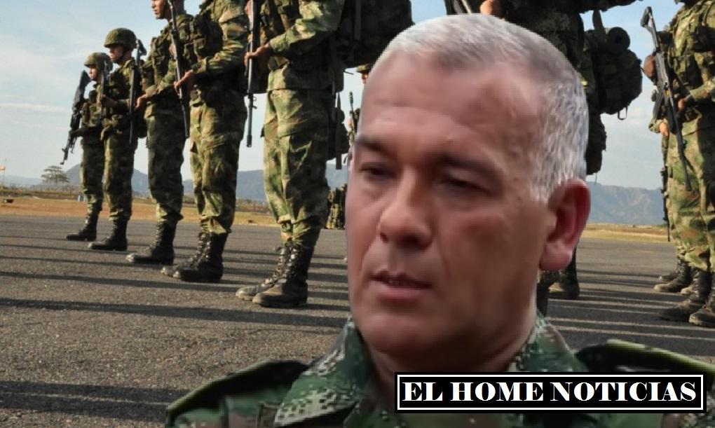 Coronel Publio Hernán Mejía Gutiérrez