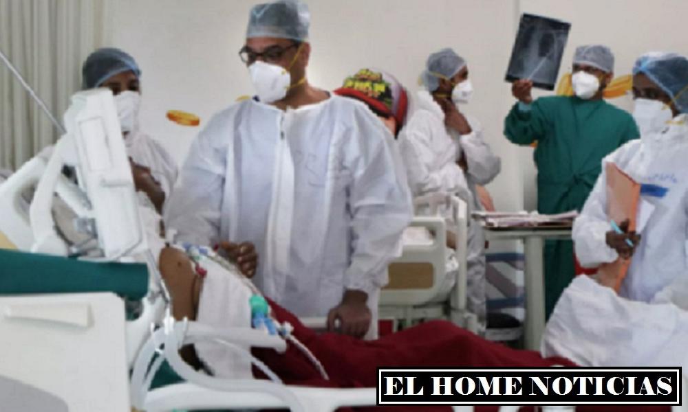 Los expertos admiten que la información presentada anteriormente sobre la primera ola de la enfermedad en la India también era falsa.