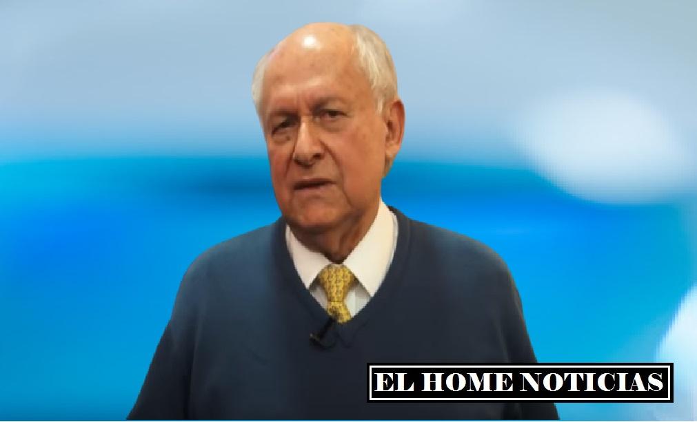 Manuel Elkin Patarroyo, científico colombiano.