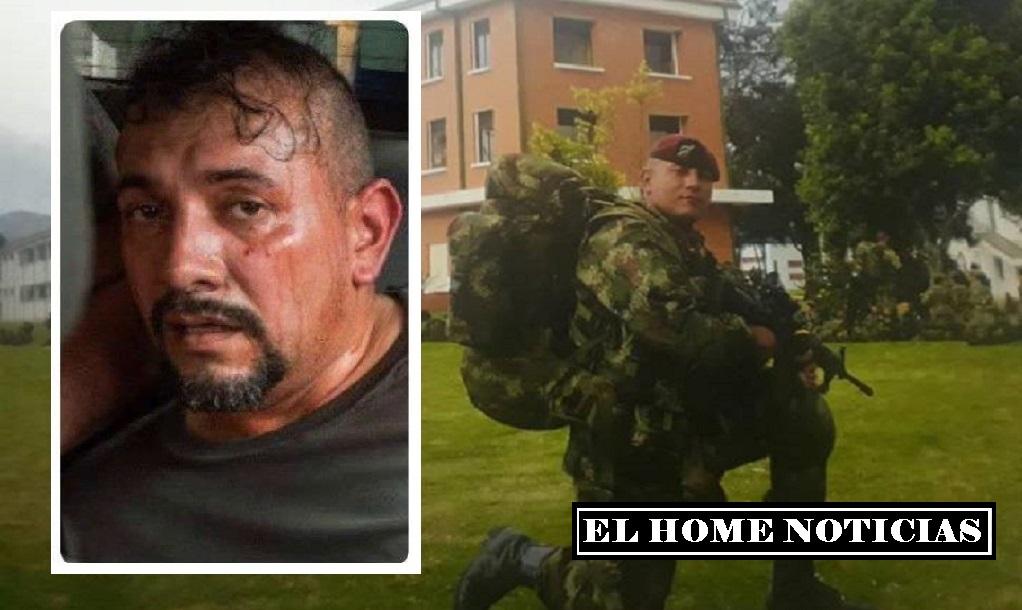 Manuel Grosso, uno de los exmilitares