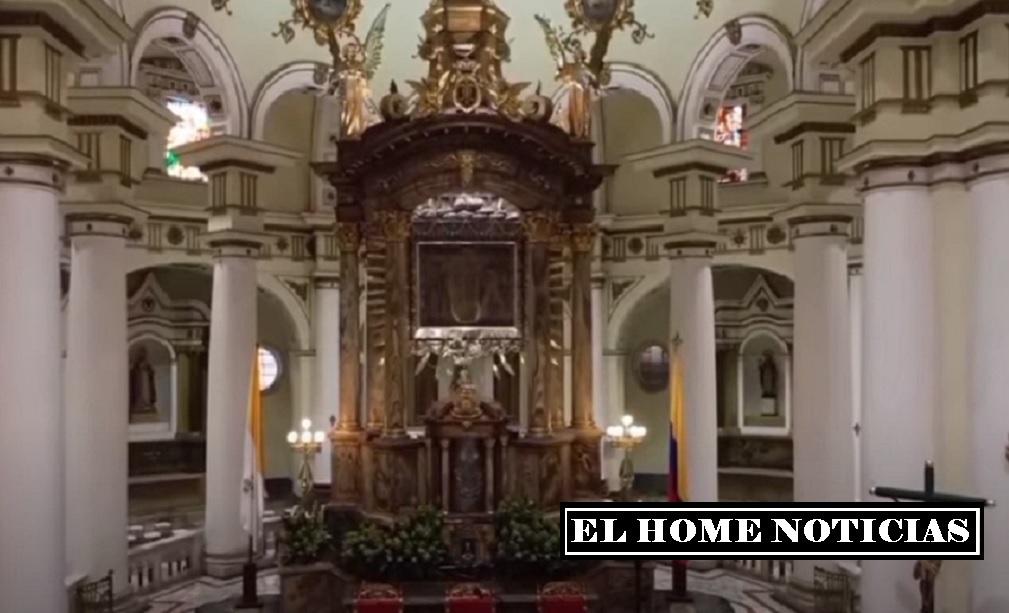 Santuario de la Virgen