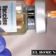 Se sugiere el uso de una dosis de refuerzo de la vacuna para los grupos más vulnerables