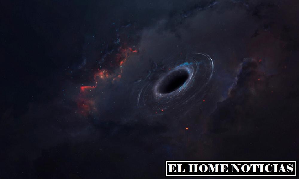 Más cerca de los agujeros negros, este material gira en espiral más rápido y se calienta, formando un disco de acreción.