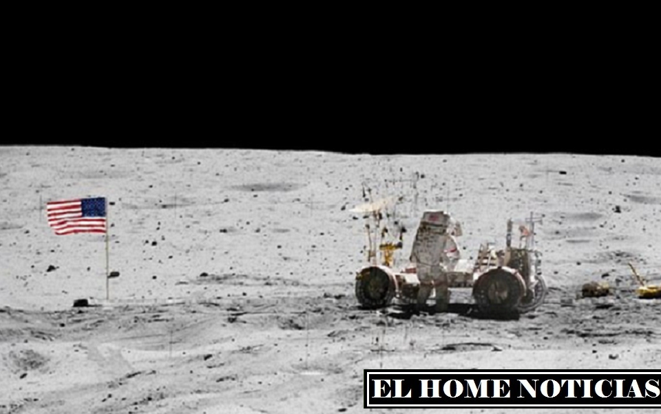 """El módulo lunar, que esta vez recibió el nombre de """"Falcon"""", se modificó de modo que resultó ser significativamente más pesado que todos sus predecesores."""