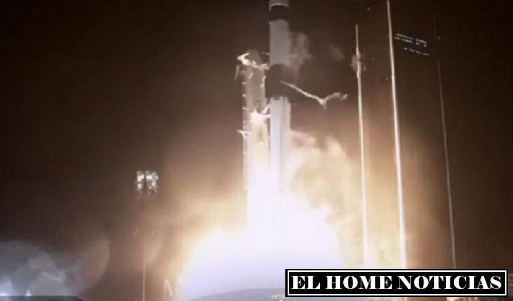 El Dragon anterior fue lanzado el 3 de junio desde el cosmódromo de Cabo Cañaveral.