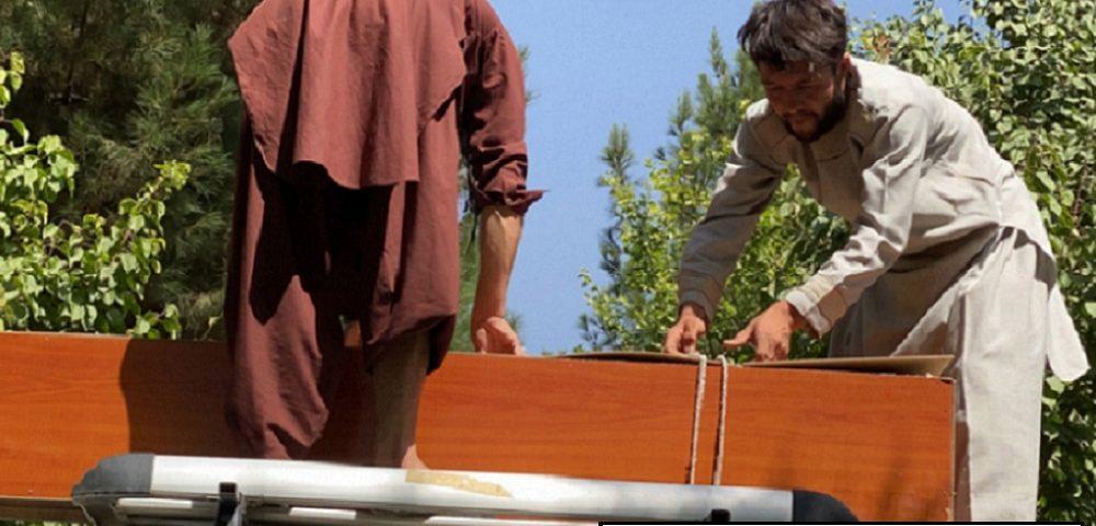 La mayoría de afganos que intentaban abordar vuelos desde países aliados, que también sufrieron bajas.