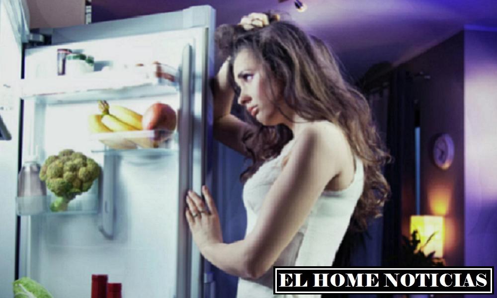 La mujer comenzó a sentir hambre nuevamente solo 15 meses después del accidente cerebrovascular.