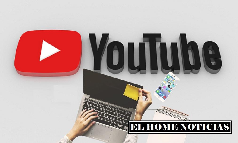 Youtube elimina información falsa.