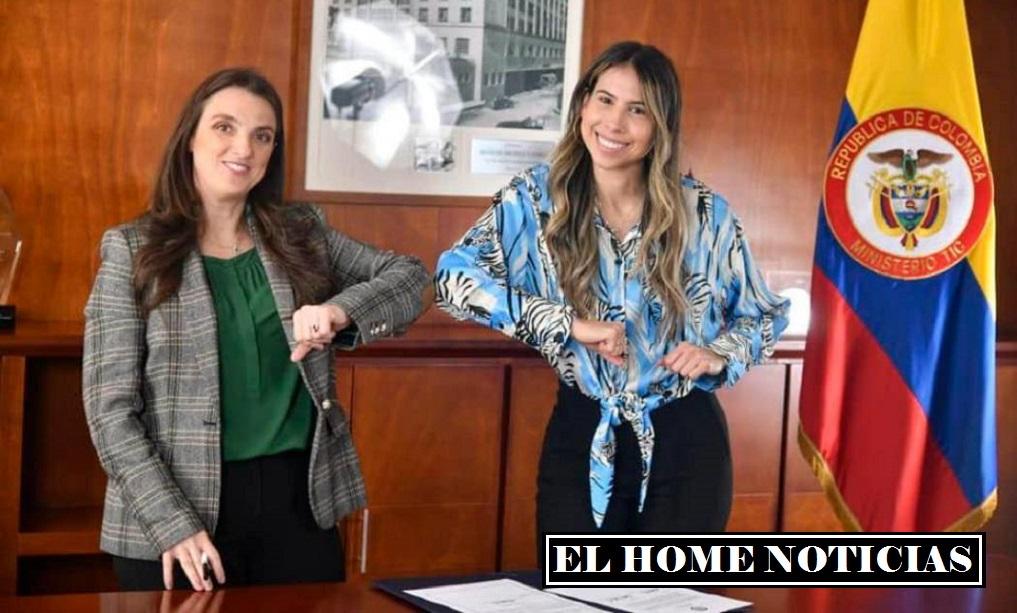 Karen Abudinen y Adriana Meza