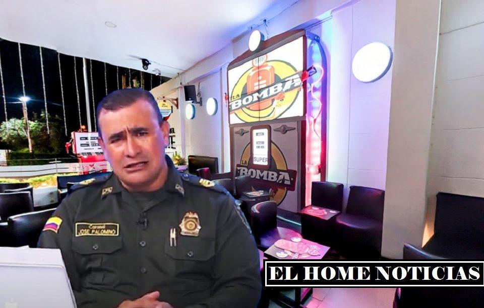 José Luis Palomino.