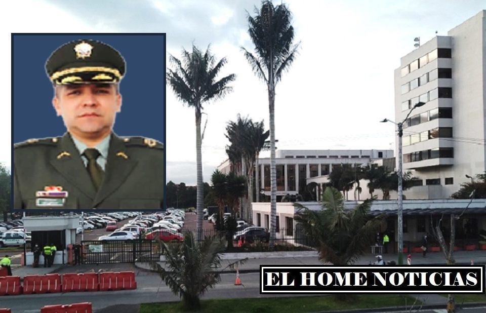 Coronel John Santos Quintero Landinez