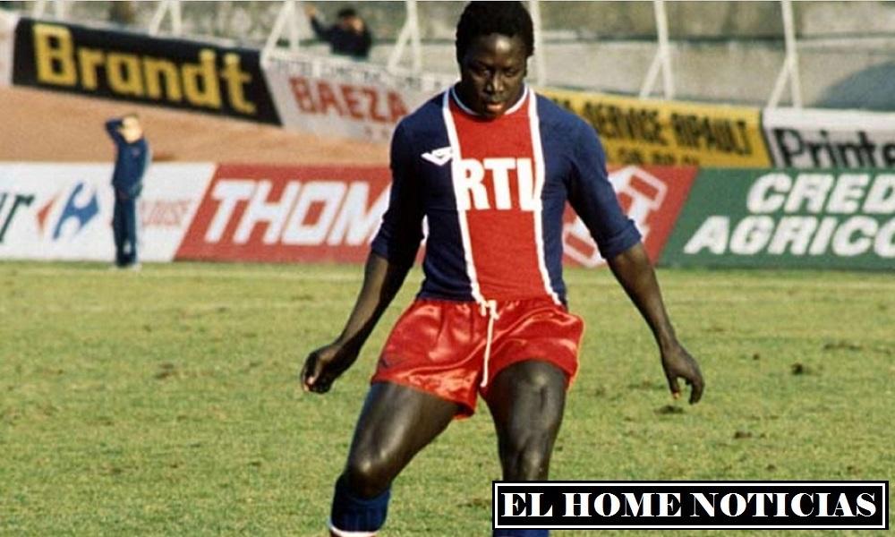 Adams, jugó 22 partidos con la selección francesa de 1972 a 1976, cayó en coma en 1982 por culpa de los médicos