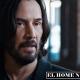 En la nueva cinta, Keanu Reeves y Carrie-Anne Moss volvieron a los roles de Neo y Trinity.