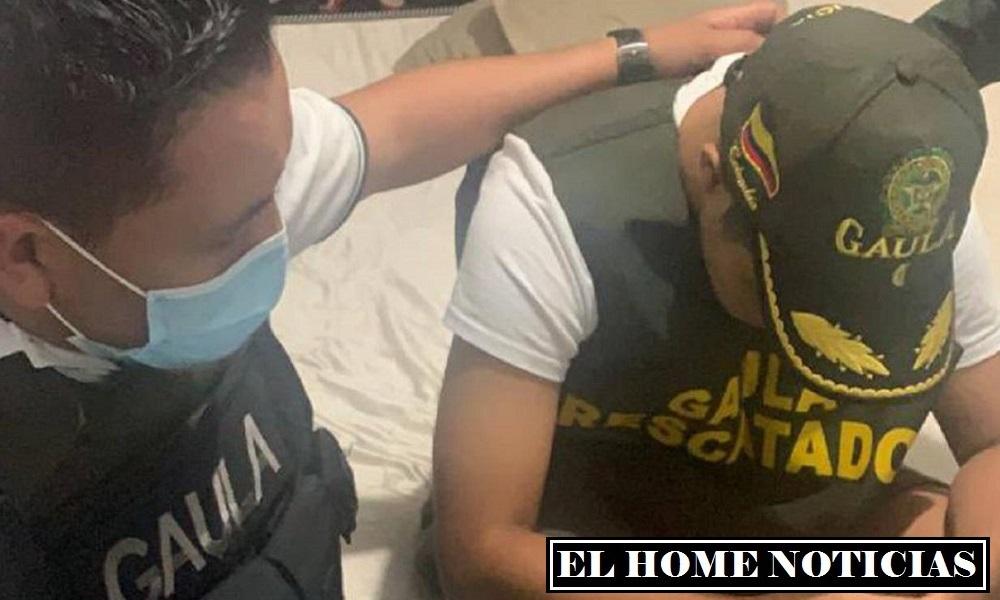 Menor de 14 años liberado en un barrio de Cali. Estuvo secuestrado 11 días.