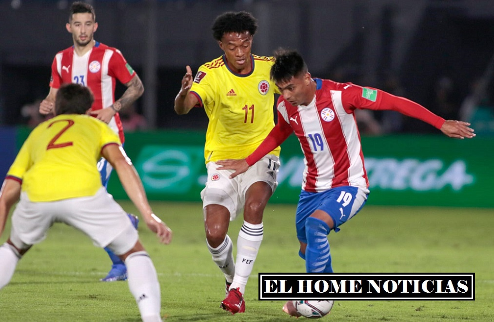 Paraguay - Colombia