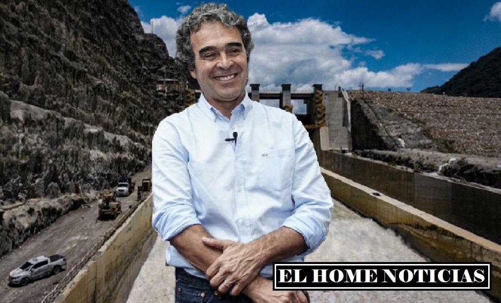 Sergio Fajardo Valderrama, exgobernador de Antioquia