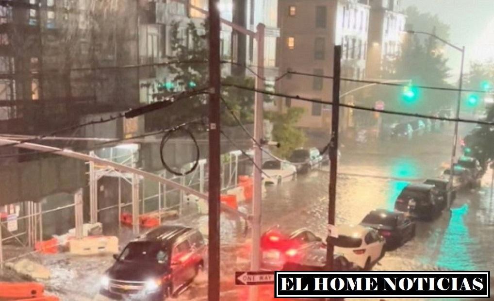 """Los expertos advierten que el ciclón va acompañado de """"fuertes precipitaciones y amenaza con grandes inundaciones."""