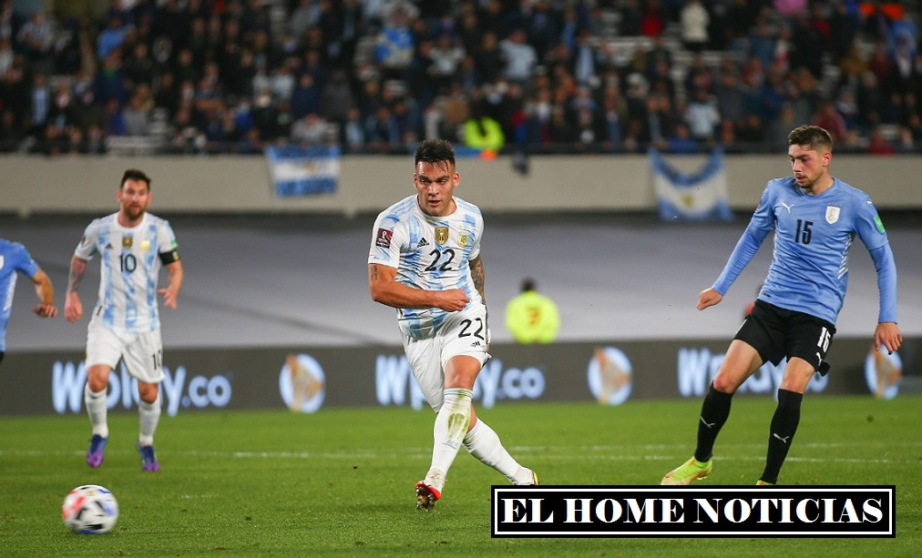 Argentina vs Uruguay.