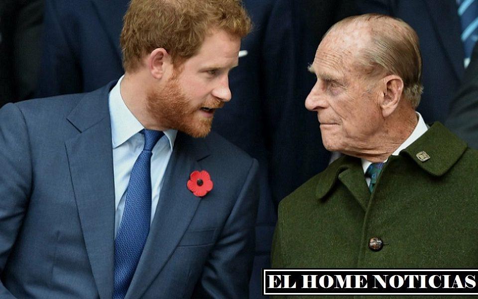 La mayor parte de la herencia del difunto duque de Edimburgo fue para su esposa Isabel II