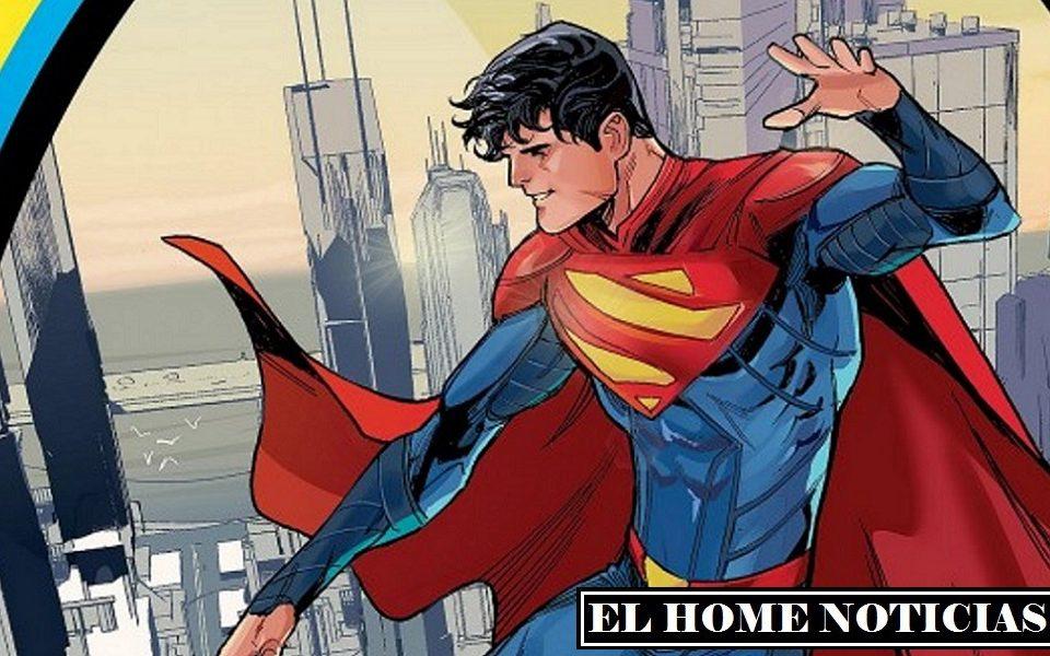 John Kent es uno de los nuevos personajes del universo de los cómics de DC, que tomó el relevo de salvar al mundo